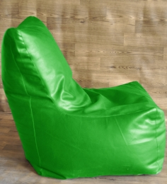 Style HomeZ Parrot Green XXL Chair Shaped Bean Bag
