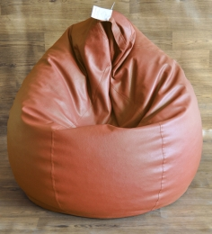 Style HomeZ Tan XXL Classic Bean Bag Cover (Without Beans)
