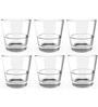 Stallion Barware Unbreakable Whiskey Glass - 355 ML - Pack of 6