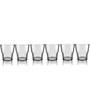 Stallion Barware Unbreakable Vintage Whisky Tumbler Glasses - 300 ML Pack of 6