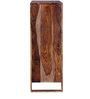 Stanwood Book Shelf in Warm Walnut Finish by Woodsworth