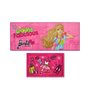 Status Barbie Combo Runner Door Mat Pink