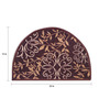 Managua Door Mat in Brown by CasaCraft