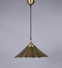 Stello Antique Brass Metal Pendant