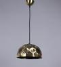 Stello Antique Brass Metal Pendant