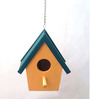 Studio Earthbox Green Birdhouse Garden Accessory