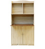 Taiki Study Table with Stool in Sonoma Oak Finish by Mintwud