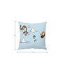Stybuzz Calvin & Hobbes Silk Cushion Cover