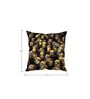 Stybuzz Minions Yellow Silk Cushion Cover