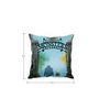 Stybuzz Monsters University Silk Cushion Cover