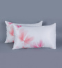 Stybuzz Multicolour Poly Silk 17 x 26 Pillow Cover - Set of 2