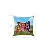 Stybuzz Tinker Bell White Silk Cushion Cover