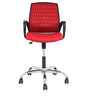 Stylx Ofiice Chair in Red Colour by The Furniture Store