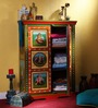 Adhisthan - Hand Painted Cabinet by Mudramark
