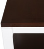 Summer End Table in Brown Colour by @ Home