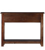 Sumner Console Table in Dual Tone Finish by Woodsworth