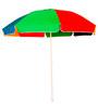 Sun Umbrellas Outdoor Umbrella 8 inch in Multicolor