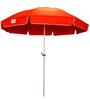 Sun Umbrellas Outdoor Umbrella 8 inch in Red
