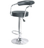 Sunblack Bar Chair in Black Colour by The Furniture Store