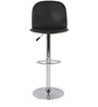 Sunny Bar Chair in Black Color by The Furniture Store