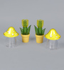 Herevin Sunny Spice Shaker Set Of 4