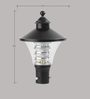 Superscape Outdoor Lighting GL4664-S Post Light