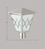 Superscape Outdoor Lighting GL4710-M Gate Post