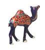Suriti Blue Aluminium Camel Showpiece