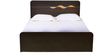 Swirl Queen-Size Bed by HomeTown