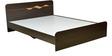 Swirl   King Bed in Denver Oak Finish by HomeTown