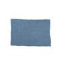 SWHF Blue Cotton 35 x 24 Inches Loop Jumbo Door Mat