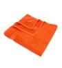 Swiss Republic Orange and Pink Cotton 28 x 59 Bath Towel - Set of 2