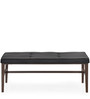 Symphony Two Seater Dining Bench in Brown Colour by @ Home