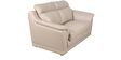 Tantor Two Seater Sofa in Mushroom Colour by HomeTown