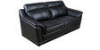 Tantor Three Seater Sofa in Black Colour by HomeTown
