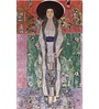 Tallenge Rolled Canvas 12 x 24 Inch Old Masters Collection Adele Bloch-Bauer by Gustav Klimt Unframed Digital Art Prints