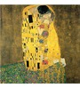 Tallenge Rolled Canvas 18 x 18 Inch Old Masters Collection The Kiss by Gustav Klimt Unframed Digital Art Prints