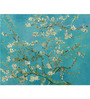 Tallenge Rolled Canvas 36 x 48 Inch Old Masters Collection Almond Branches In Bloom by Vincent Van Goghs Unframed Digital Art Prints