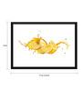 Tallenge Paper 17 x 0.5 x 12 Inch Celebrate When Life Gives You Lemons Framed Digital Poster