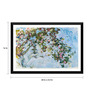 Tallenge Paper 24 x 0.5 x 16 Inch Claude Monet The Roses Framed Digital Poster