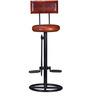 Tasiast Bar Chair in Finish by Bohemiana