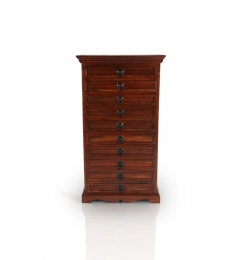 Rajputana Chest of Ten Drawers