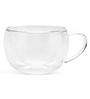 Teabox Duple Glass 208 ML Teacup