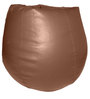 Teardrop Bean Bag (With Beans) in Brown Colour by Feel Good