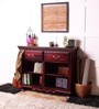 Linacre Sideboard in Passion Mahogany Finish by Amberville