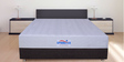 The Royal Spring 12 Inches Single Size Memory Foam Mattress by Springtek (Pillow free)