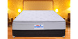 (Pillow & Protector Free) The Supremacy Sleep Suite 8 Inches Queen Size Memory Foam Europillow Top Mattress by Springtek