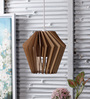 Cato Pendant in Brown by Bohemiana