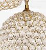 Graciano Ceiling Lamp in Gold by CasaCraft