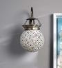 Smitha Wall Light in Multicolour by Mudramark